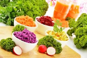 Balaststoffreiche Lebensmittel ohne Kohlenhydrate