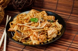 Krank durch chinesisches Essen