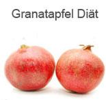 Granatapfel Diät