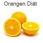 Orangen Diät