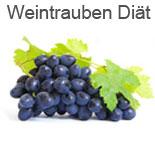 Weintrauben Diät