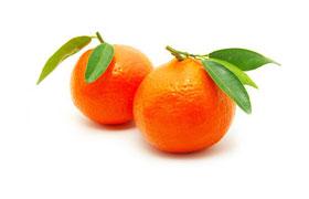 Mandarinen-Diät