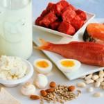 Liste mit kohlenhydratarmen Lebensmitteln