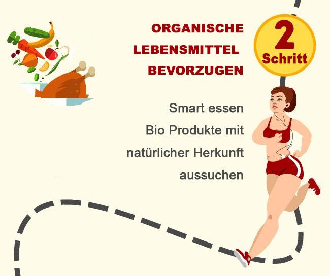 7 Schritte für perfekter Stoffwechsel