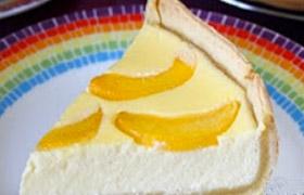 Diätetische Quark-Kuchen