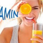 Vitamin C in Lebensmitteln