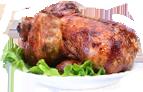 Huhn ohne Kohlenhydrate
